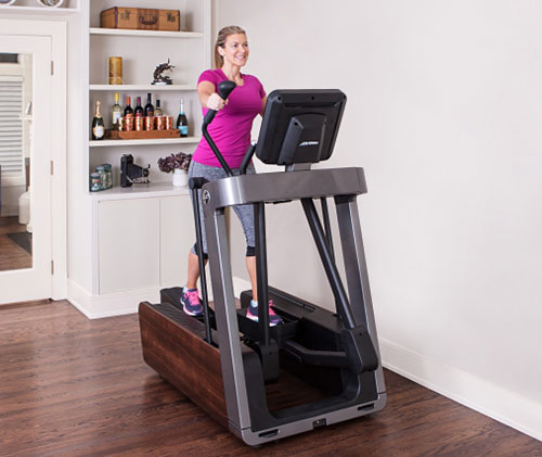 life fitness fs6 elliptical crosstrainer titanium. Black Bedroom Furniture Sets. Home Design Ideas