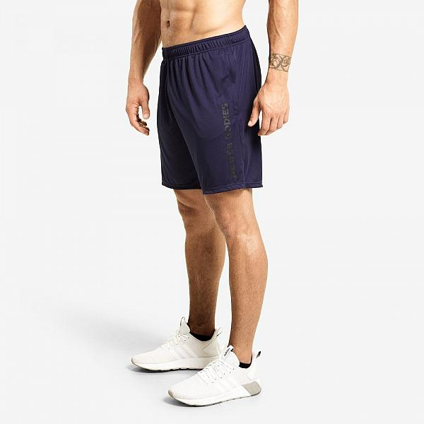 Better Bodies Loose Function Short - Dark Navy Detail 2