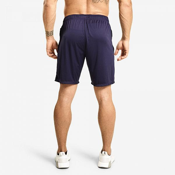 Better Bodies Loose Function Short - Dark Navy Detail 3