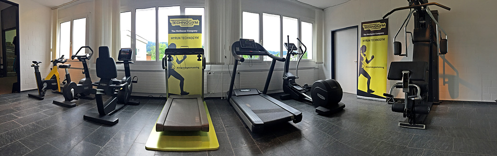 Technogym Showroom